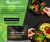 Boutique pour votre restaurant en Saas – Certifié CIB متجر إلكتروني مجهز للدفع بالبطاقات